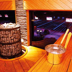 cosmic nosto sauna